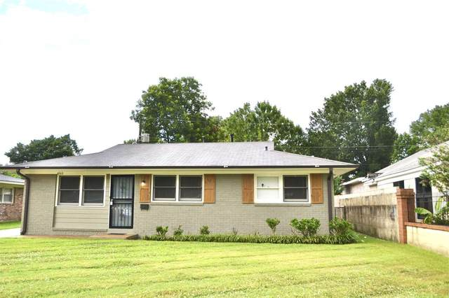 4512 Jamerson Ave, Memphis, TN 38122 (#10080320) :: Bryan Realty Group