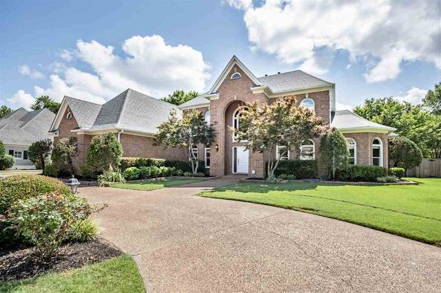 1880 Grovecrest Dr, Germantown, TN 38139 (#10080333) :: RE/MAX Real Estate Experts