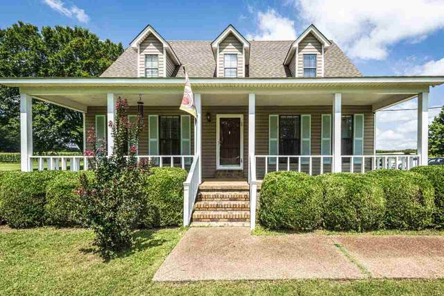 6063 Mt Carmel Rd, Unincorporated, TN 38019 (#10080390) :: RE/MAX Real Estate Experts