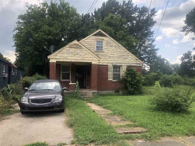 1427 Tunica St, Memphis, TN 38108 (#10080464) :: The Wallace Group - RE/MAX On Point