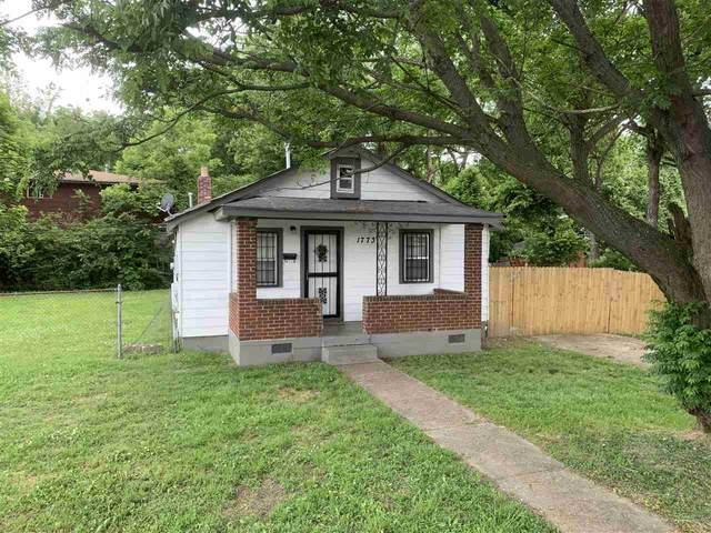 1773 N Hollywood St, Memphis, TN 38108 (#10080557) :: RE/MAX Real Estate Experts