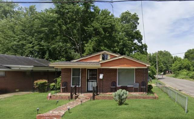 1499 Britton St, Memphis, TN 38108 (#10080566) :: RE/MAX Real Estate Experts