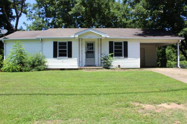 322 Highland Ext St, Ripley, TN 38063 (#10080572) :: The Home Gurus, Keller Williams Realty