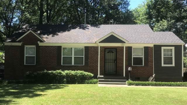 1357 Maria St, Memphis, TN 38122 (#10080637) :: Bryan Realty Group
