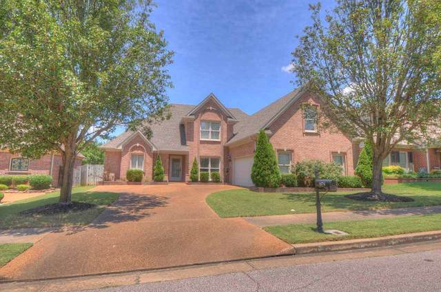 1674 Goldsmith Ct, Collierville, TN 38017 (MLS #10080682) :: The Justin Lance Team of Keller Williams Realty