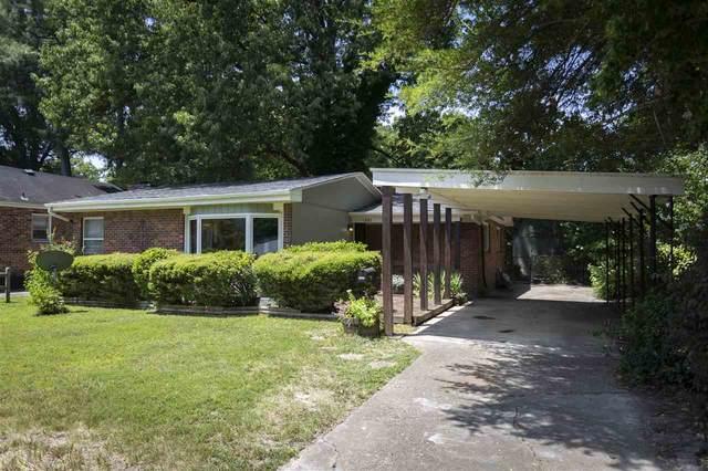 1521 Delmont Rd, Memphis, TN 38117 (#10080714) :: J Hunter Realty