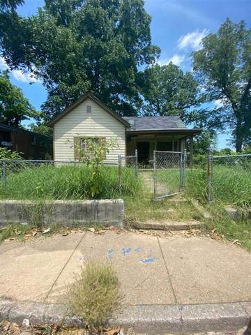 768 Richmond Ave, Memphis, TN 38106 (#10080715) :: J Hunter Realty