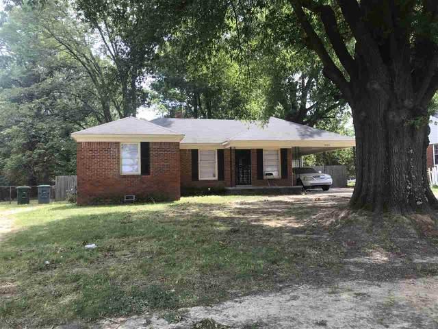 3764 Bishops Bridge Rd, Memphis, TN 38118 (MLS #10080787) :: Gowen Property Group | Keller Williams Realty