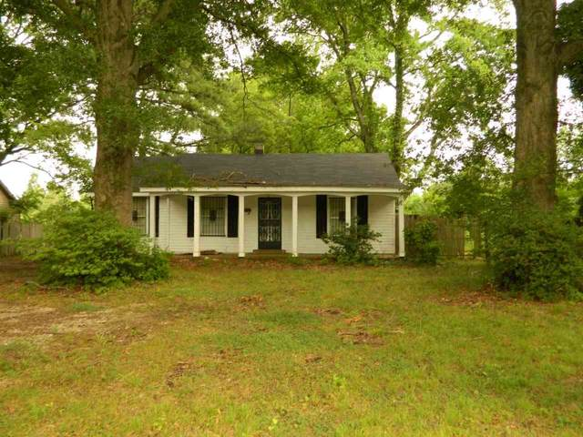9718 51 Hwy N, Unincorporated, TN 38053 (MLS #10080920) :: The Justin Lance Team of Keller Williams Realty