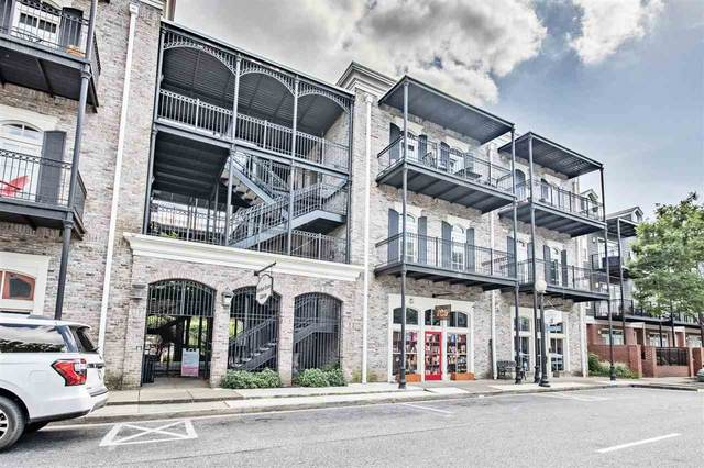 113 Harbor Town Sq #301, Memphis, TN 38103 (MLS #10080988) :: The Justin Lance Team of Keller Williams Realty