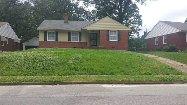 1237 S Greer St, Memphis, TN 38111 (#10081103) :: The Melissa Thompson Team