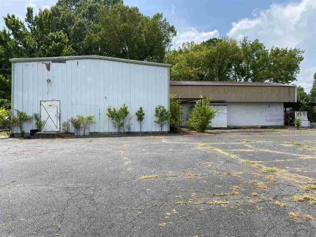 3849 Park Ave, Memphis, TN 38111 (MLS #10081113) :: Gowen Property Group | Keller Williams Realty