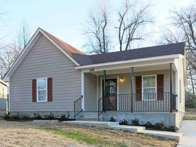 1921 Whitney Ave, Memphis, TN 38127 (#10081163) :: All Stars Realty
