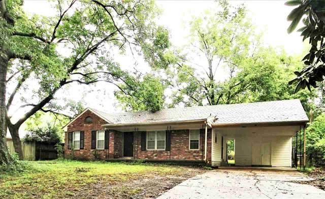 4668 Casann Ave, Memphis, TN 38128 (MLS #10081250) :: Gowen Property Group | Keller Williams Realty