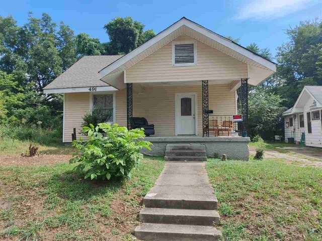 491 Simpson Ave, Memphis, TN 38106 (#10081322) :: All Stars Realty