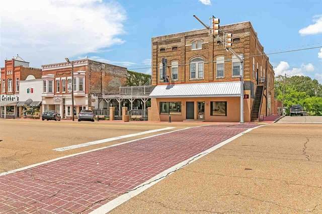 390 Main St, Savannah, TN 38372 (#10081344) :: The Home Gurus, Keller Williams Realty