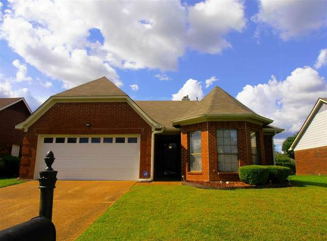 6610 Cross Oak Cv, Unincorporated, TN 38141 (#10081526) :: The Wallace Group - RE/MAX On Point