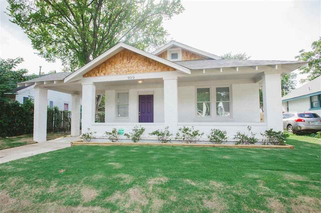 909 N Watkins St, Memphis, TN 38107 (#10081733) :: J Hunter Realty
