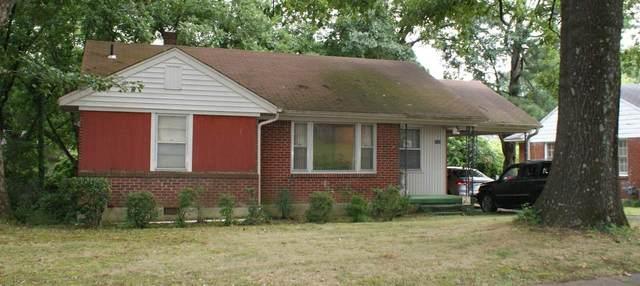 1339 Parkland Dr, Memphis, TN 38111 (#10081885) :: Bryan Realty Group