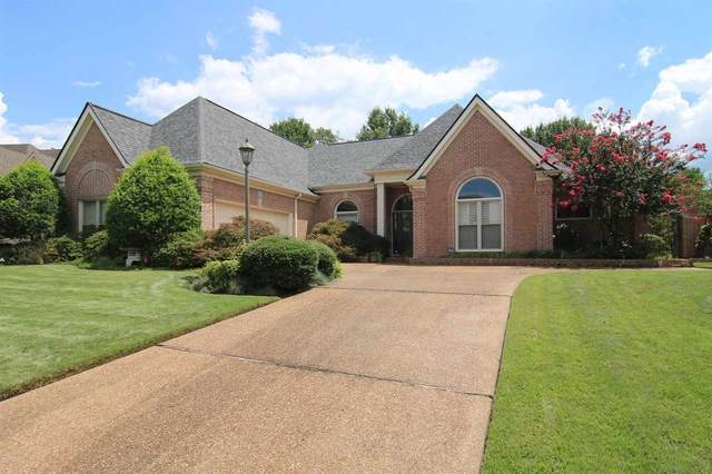 7401 Crystal Lake Dr, Unincorporated, TN 38016 (#10081912) :: All Stars Realty