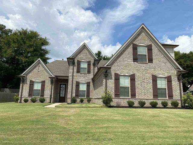 3381 Chateau Pointe Blvd Chateau Pointe, Southaven, MS 38672 (#10081930) :: RE/MAX Real Estate Experts