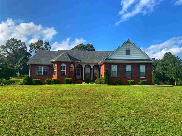 4161 Shady Oaks Ln, Iron City, TN 38463 (#10081933) :: The Wallace Group - RE/MAX On Point