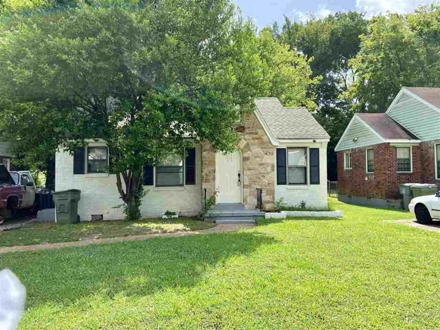 956 Barbara Dr, Memphis, TN 38108 (#10082122) :: The Home Gurus, Keller Williams Realty