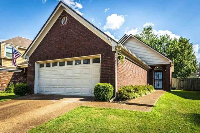 5477 Pine Oak Ln, Bartlett, TN 38135 (#10082215) :: Bryan Realty Group
