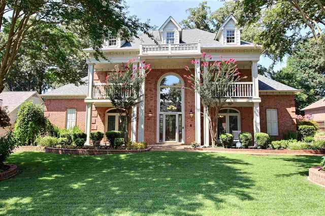 814 Polo Run Dr, Collierville, TN 38017 (#10082319) :: All Stars Realty