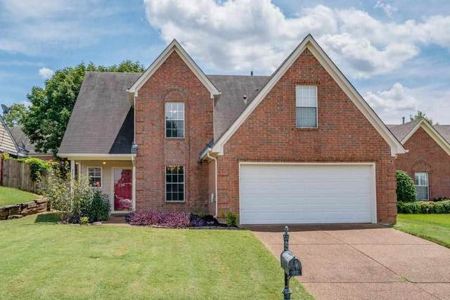 8973 Gracie Cv, Cordova, TN 38016 (#10082322) :: All Stars Realty