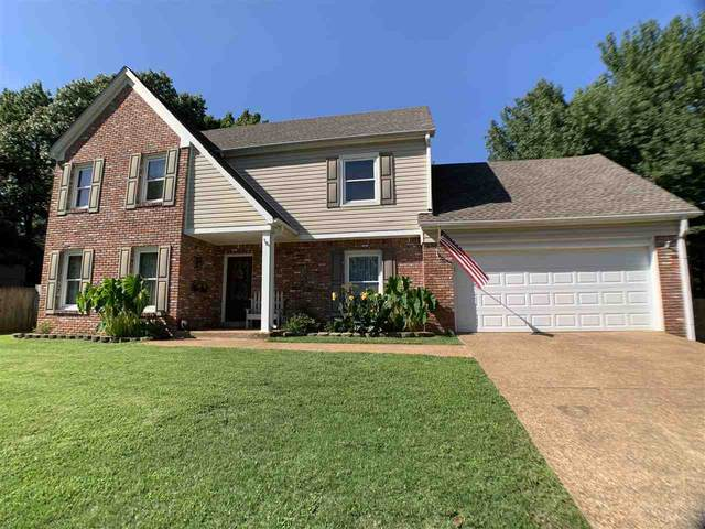 8128 Ridgetown Ln, Germantown, TN 38138 (#10082325) :: RE/MAX Real Estate Experts