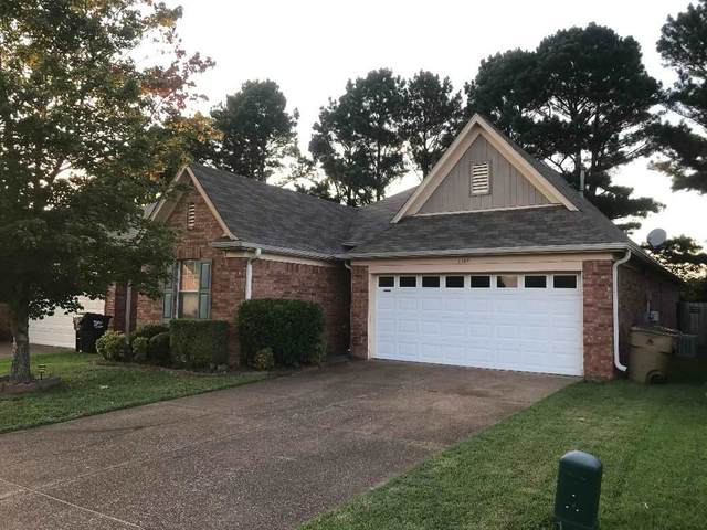 1107 Breezy Valley Dr, Unincorporated, TN 38018 (#10082332) :: Bryan Realty Group
