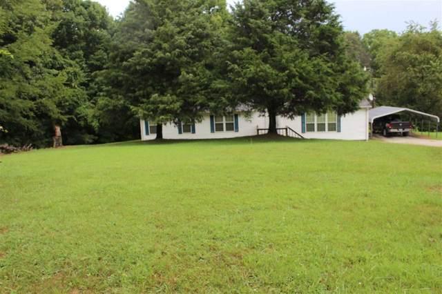 1356 Upper Zion Rd, Brownsville, TN 38012 (#10082337) :: The Home Gurus, Keller Williams Realty