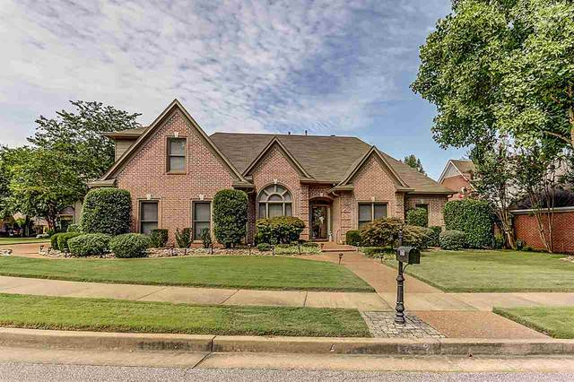 1668 Forsythe Trl, Collierville, TN 38017 (#10082343) :: All Stars Realty