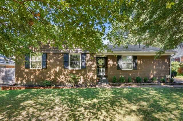 1445 Wheaton St, Memphis, TN 38117 (#10082348) :: Bryan Realty Group