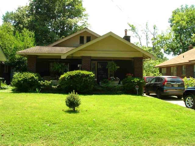 1911 Mignon Ave, Memphis, TN 38107 (MLS #10082362) :: The Justin Lance Team of Keller Williams Realty
