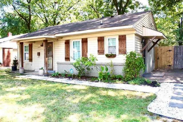 1452 Dearing Rd, Memphis, TN 38117 (MLS #10082374) :: The Justin Lance Team of Keller Williams Realty