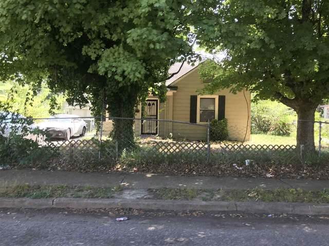 1542 Dunmoor St, Memphis, TN 38114 (#10082441) :: All Stars Realty