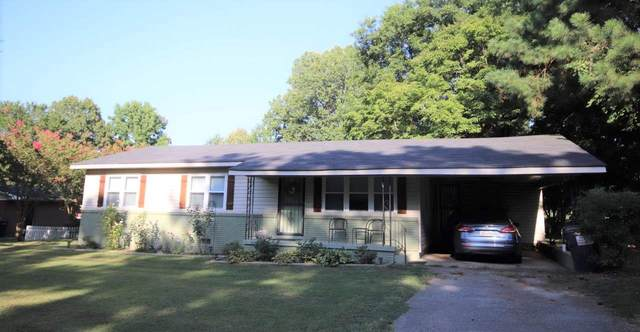 1430 Garland Dr, Covington, TN 38019 (#10082523) :: All Stars Realty