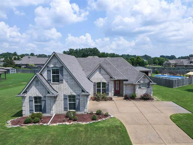 280 Black Ankle Dr, Oakland, TN 38060 (#10082582) :: The Melissa Thompson Team