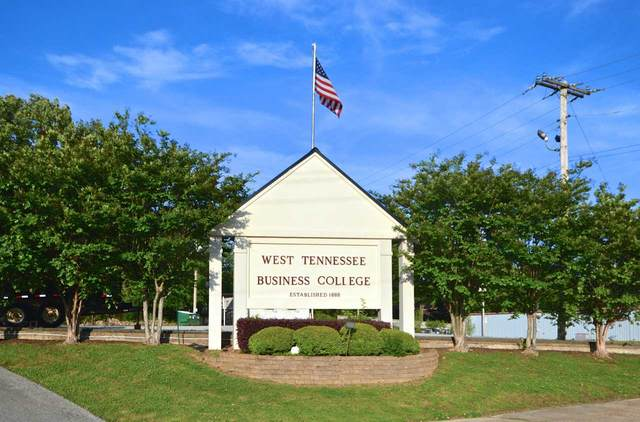 1186 Hwy 45 Bypass Hwy Suite E, Jackson, TN 38301 (#10082598) :: The Melissa Thompson Team