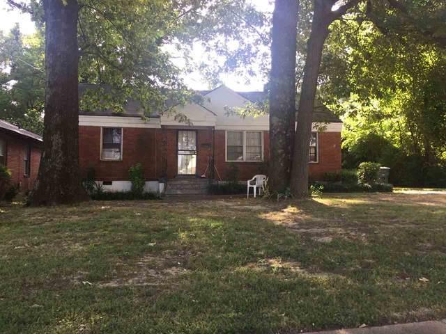 1460 Castalia St, Memphis, TN 38114 (#10082613) :: J Hunter Realty