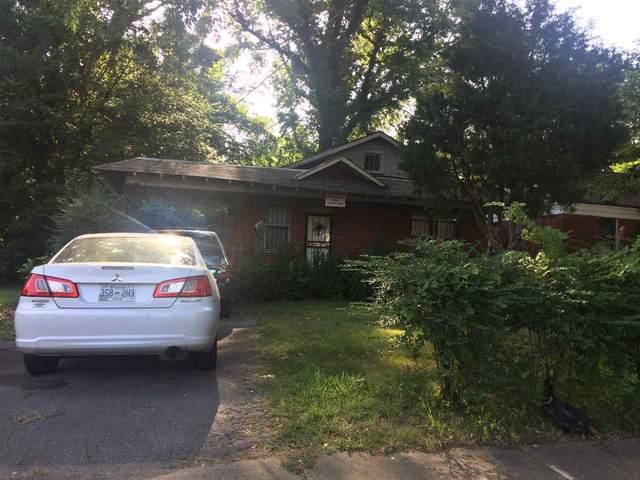 1452 Castalia St, Memphis, TN 38114 (#10082614) :: J Hunter Realty