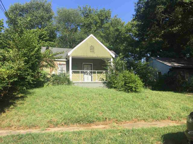 2077 Lowell Ave, Memphis, TN 38114 (MLS #10082620) :: The Justin Lance Team of Keller Williams Realty