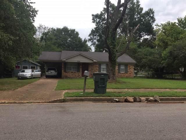 3790 Tessland Rd, Memphis, TN 38128 (MLS #10082645) :: Gowen Property Group | Keller Williams Realty