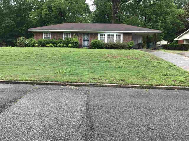 868 Richland Dr, Memphis, TN 38116 (MLS #10082701) :: Gowen Property Group | Keller Williams Realty