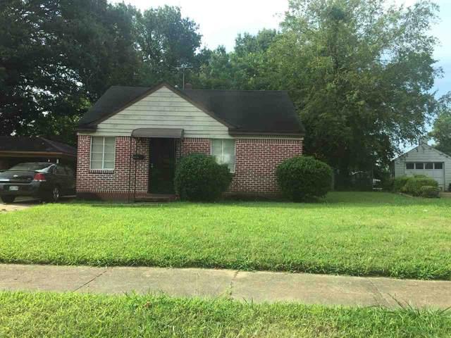 1799 Edmondson Ave, Memphis, TN 38114 (#10082754) :: J Hunter Realty
