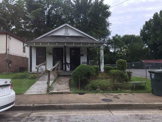 2261 Hunter Ave, Memphis, TN 38108 (#10082803) :: Bryan Realty Group