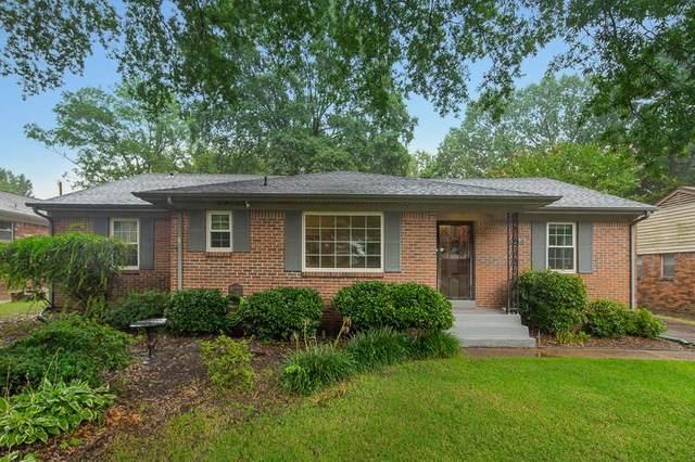 1446 Wheaton St, Memphis, TN 38117 (#10082847) :: All Stars Realty