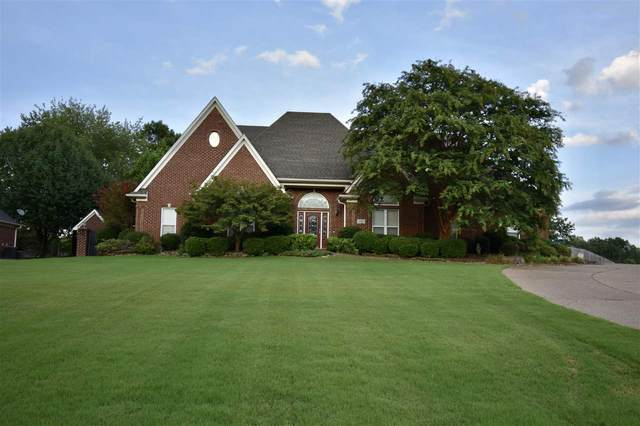 3950 Kenton Dr, Olive Branch, MS 38654 (#10082853) :: Bryan Realty Group